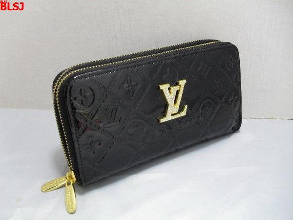 Portefeuille Louis Vuitton Noir