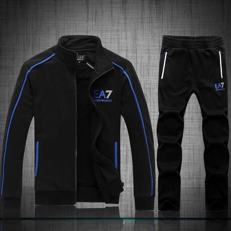 Jogging armani ea7 en peau de peche survetement armani ea7 - Survetement a la mode ...